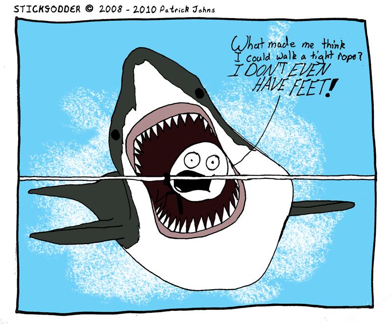 Tight Rope Shark