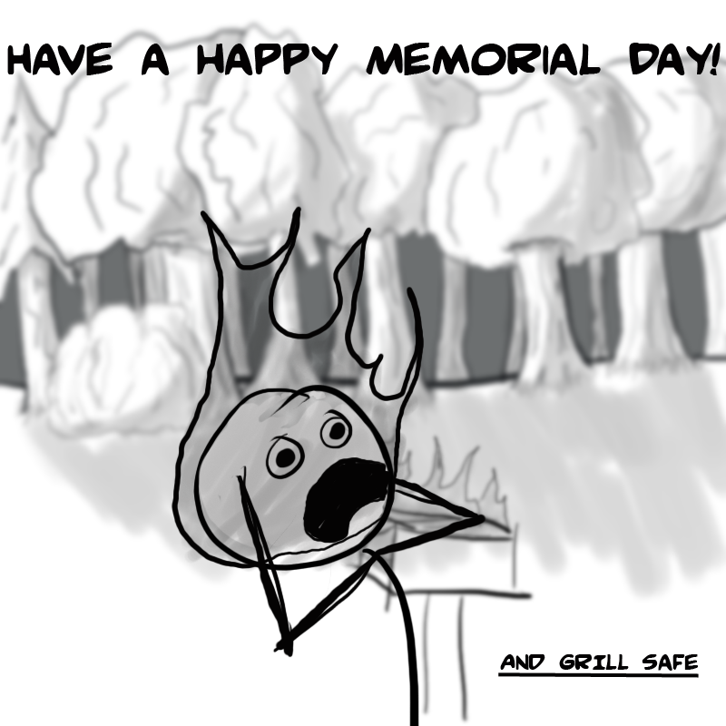 Happy Memorial Day!