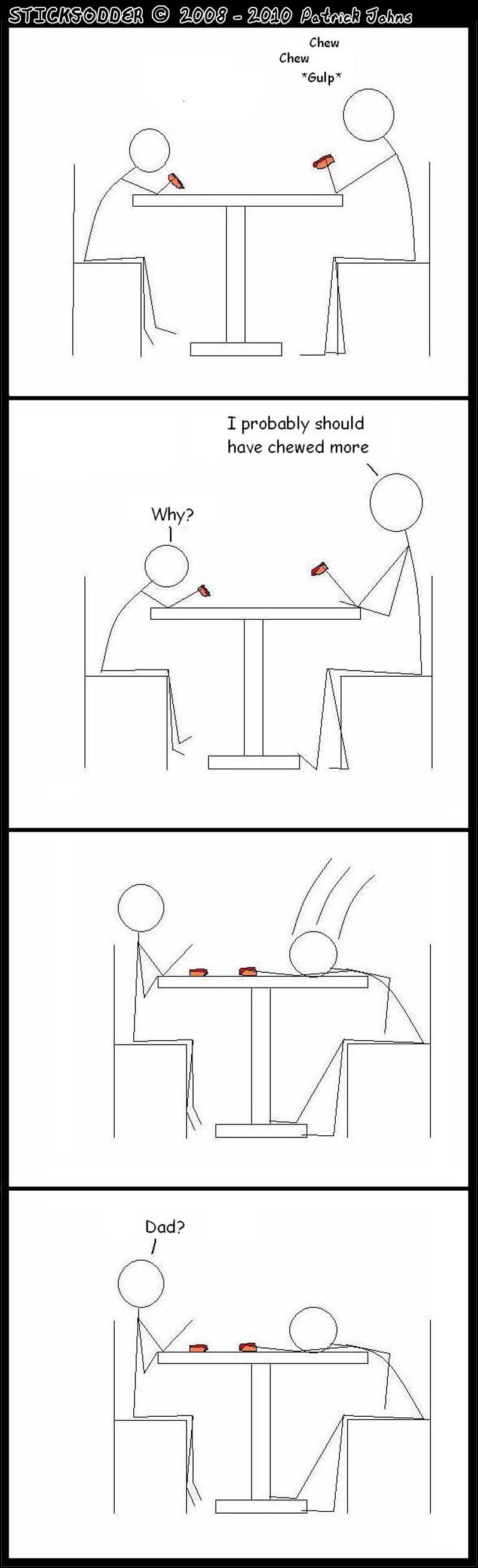 Always Chew Your Food